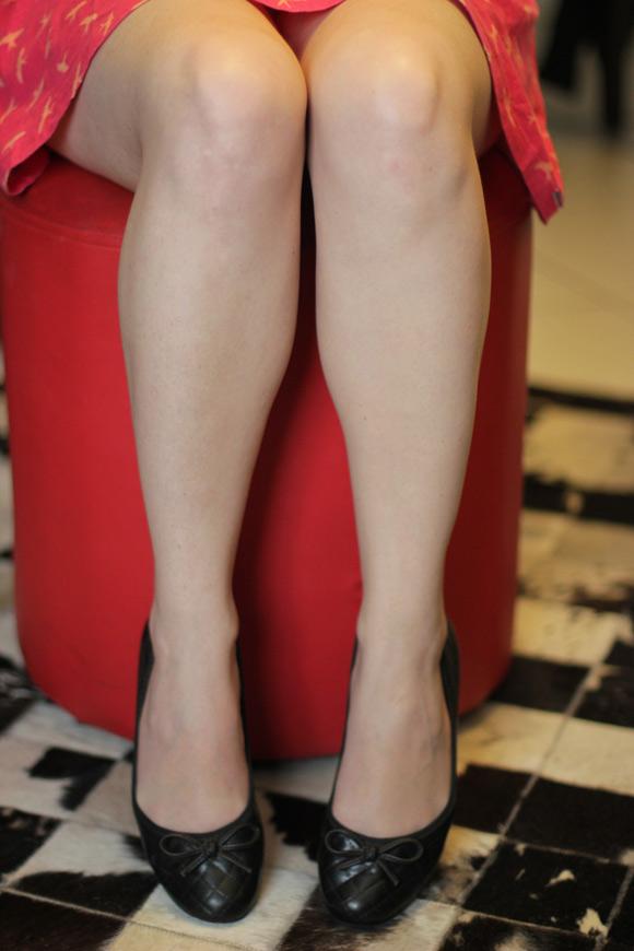ab38c4a08 Maquiagem para as pernas (Meia-calça spray)
