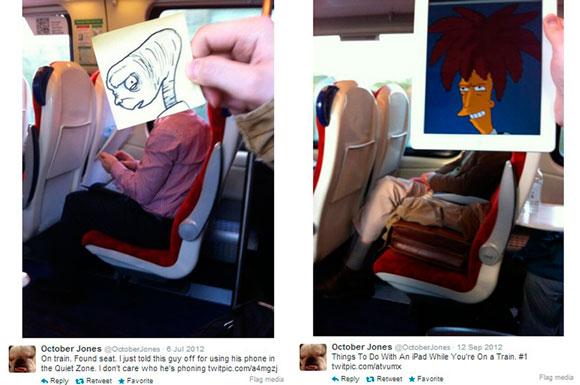 passageiros-viram-personagens-engraçados