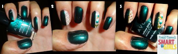 Esmaltes lançamento avon nailwear 5 em 1 nail art Dani Darolt (2)