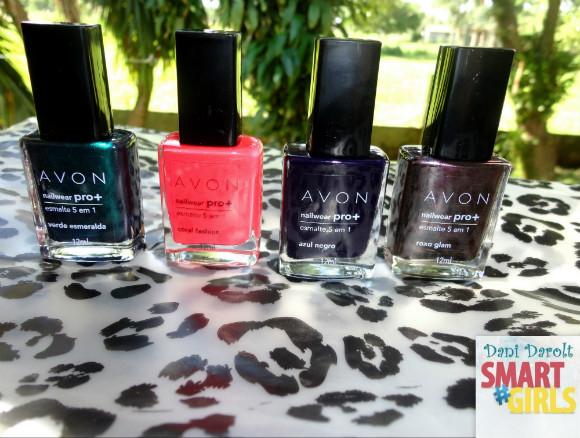 Esmaltes lançamento avon nailwear 5 em 1 nail art Dani Darolt (5)