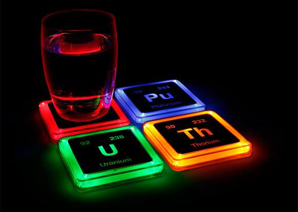 porta-copos-elementos-quimicos-com-luz