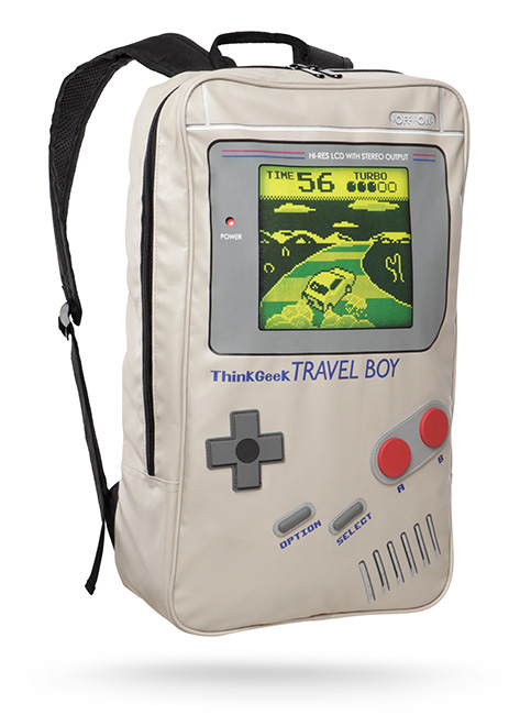 game boy mochila