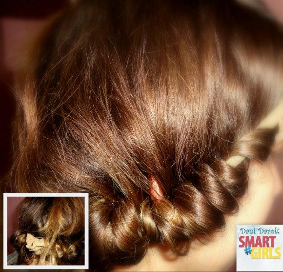 Cabelo - passo a passo- cachos - meia fina - Dani Darolt - smartgirls - penteado fácil (1)