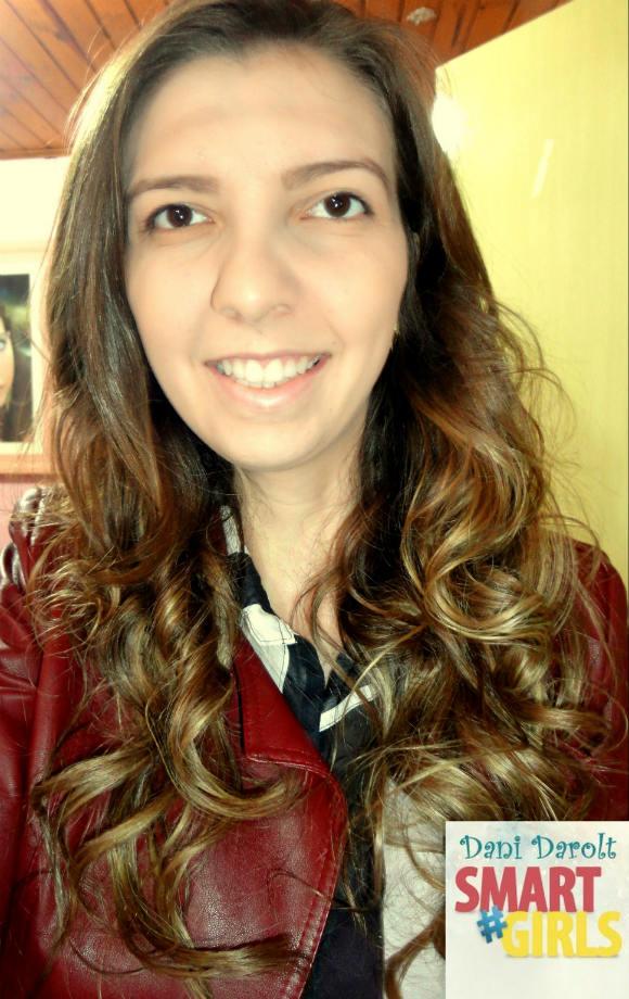 Cabelo - passo a passo- cachos - meia fina - Dani Darolt - smartgirls - penteado fácil (2)