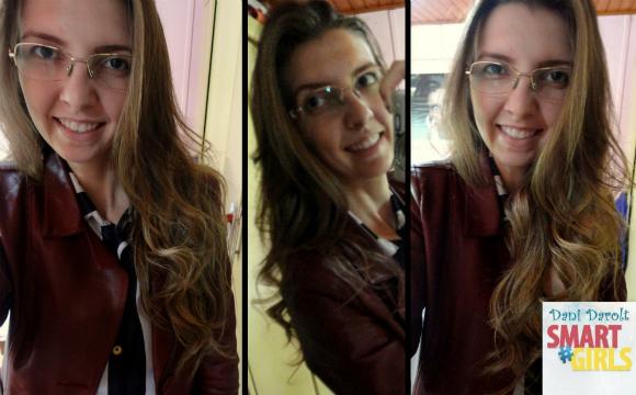 Cabelo - passo a passo- cachos - meia fina - Dani Darolt - smartgirls - penteado fácil (4)