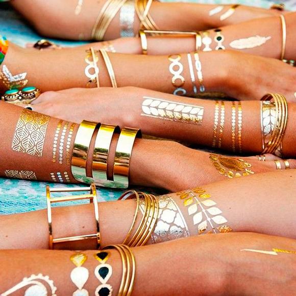 tatuagens-temporarias-douradas