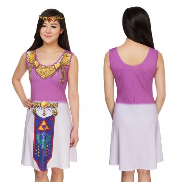 Vestido de Zelda