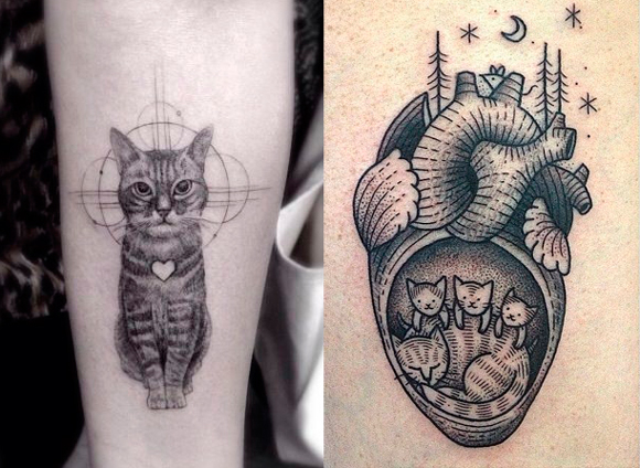 Tattoo for Tatoo gatos
