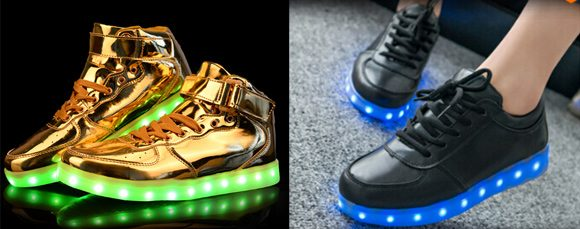 sneaker-lights