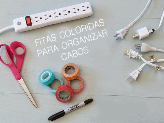organizar-cabo-fita-colorida