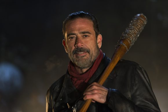 Jeffrey Dean Morgan - Negan