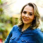 ivian Cristina Barbosa, jornalista e coach de vida saudável, com foco no emagrecimento