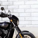 moto feminina