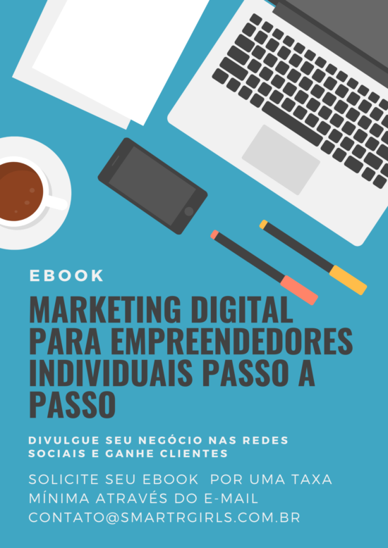 ebook marketing digital para pequenas empresas, midias sociais