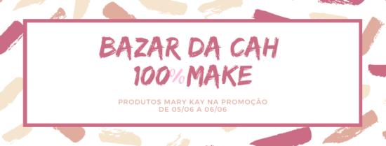MAQUIAGEM MARY KAY PROMOÇÃO DESCONTO BAZAR