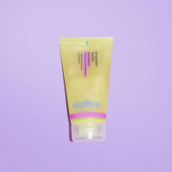 resenha limpador facial marca sallve