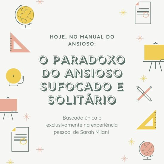 manual do ansioso
